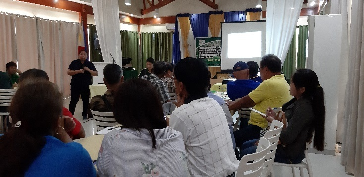June 17-19 - Consultative Meeting with the Phil. Rubber Farmers' Association and National Government Agencies on rubber marketing strategies and financial resource assistance